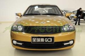 Автомобиль для среднего класса Geely GC3 - Фото 1