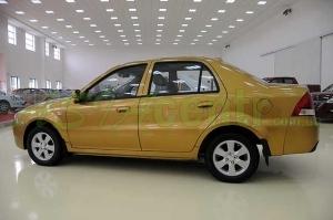 Автомобиль для среднего класса Geely GC3 - Фото 2